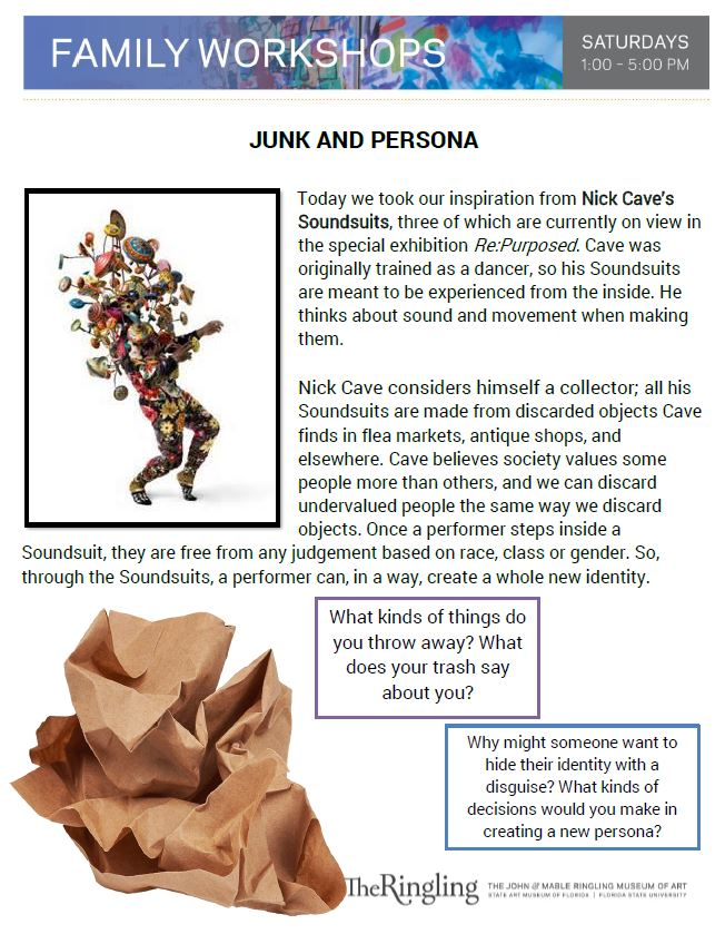 Junk and Persona