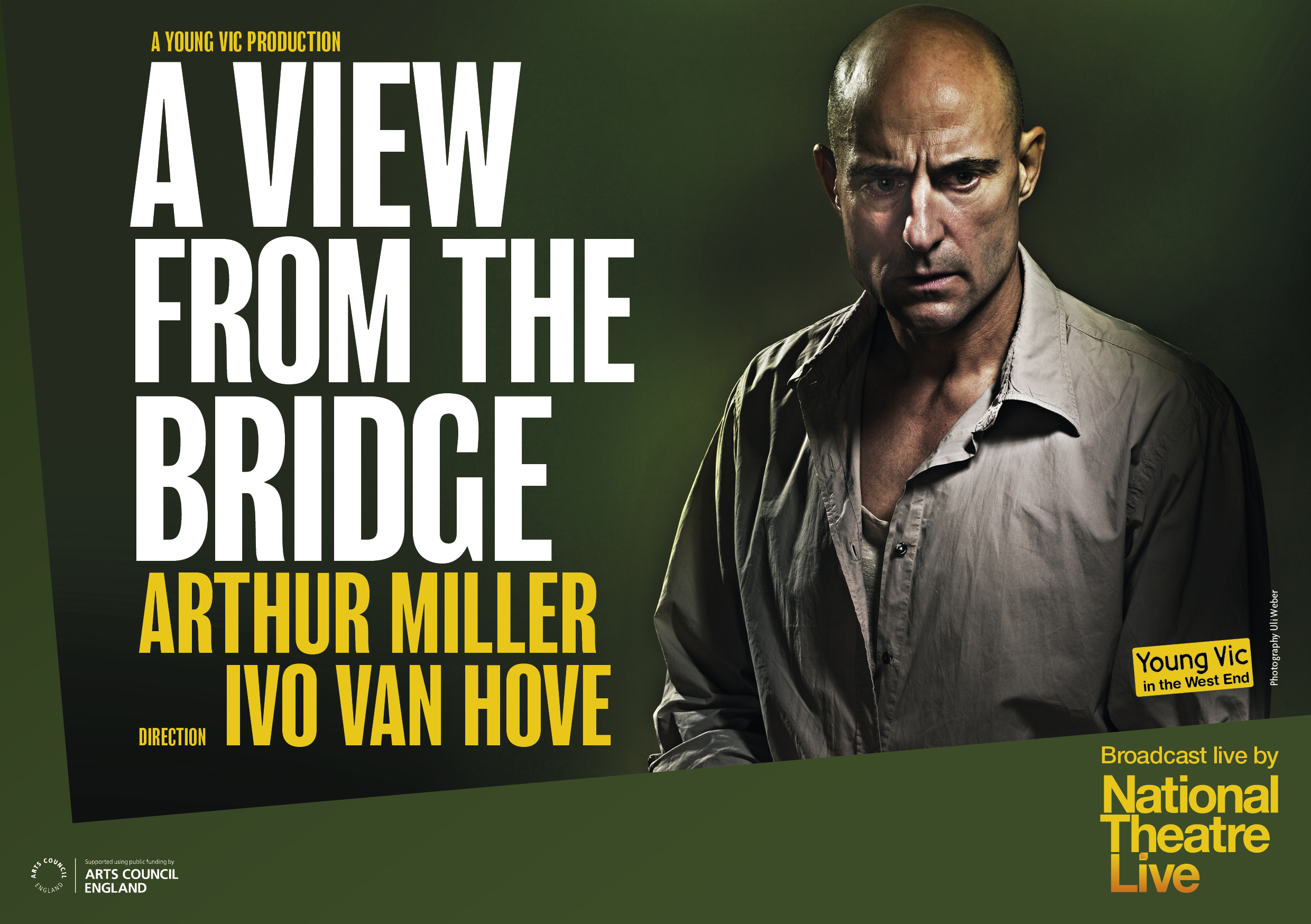National Theatre Live, A View from the Bridge | The Ringling