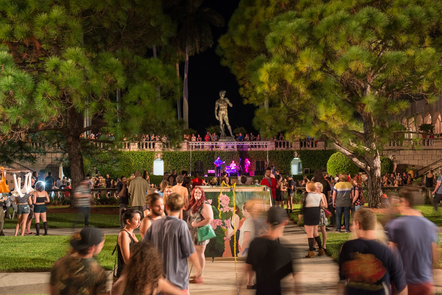Ringling Underground Art and Music Event at The Ringling
