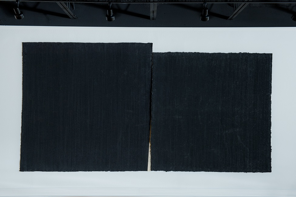 Richard Serra's print Untitled (1990) Gift of Keith and Linda Monda to The Ringling Museum of Art