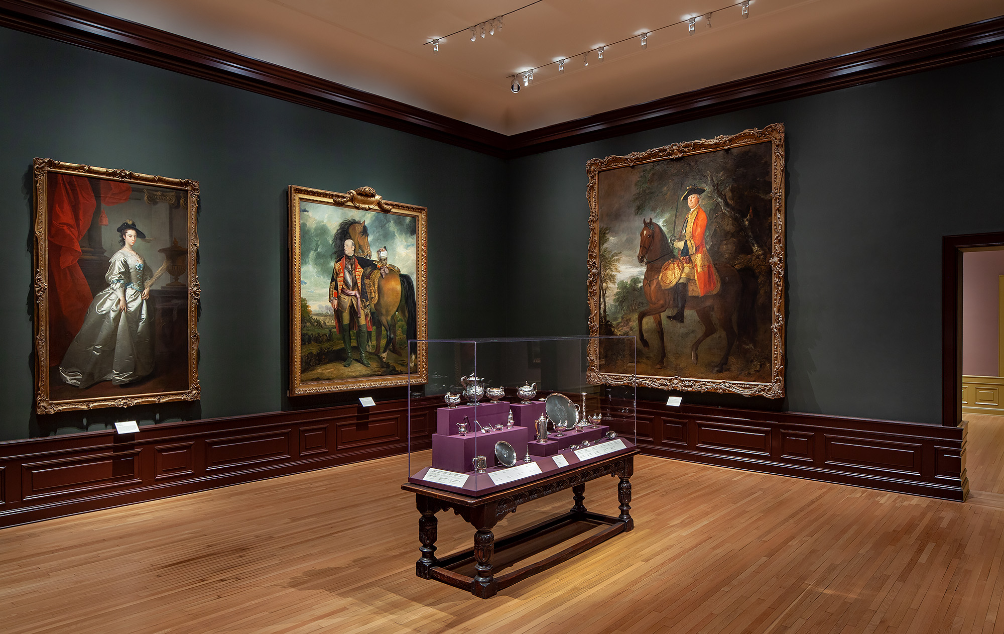 Gallery 16 of The John and Mable Ringling Museum of Art, Photo Copyright Ron Blunt