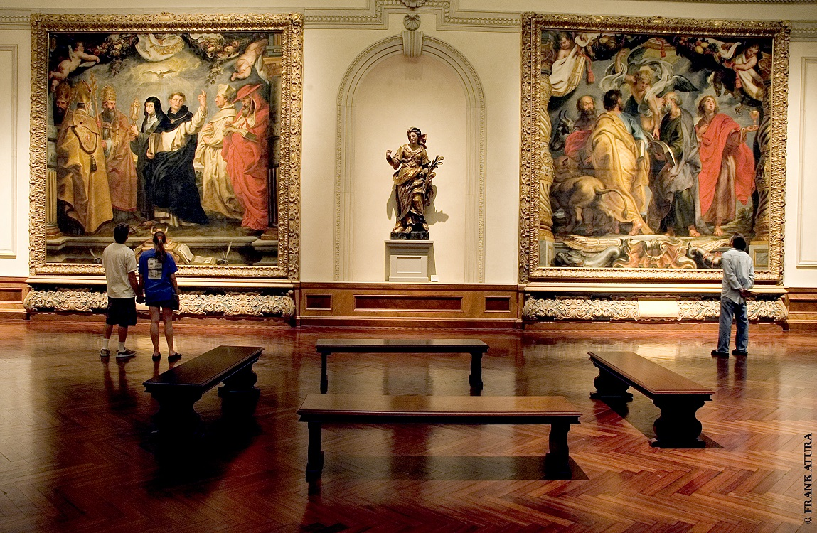 Rubens Gallery at The Ringling Museum of Art