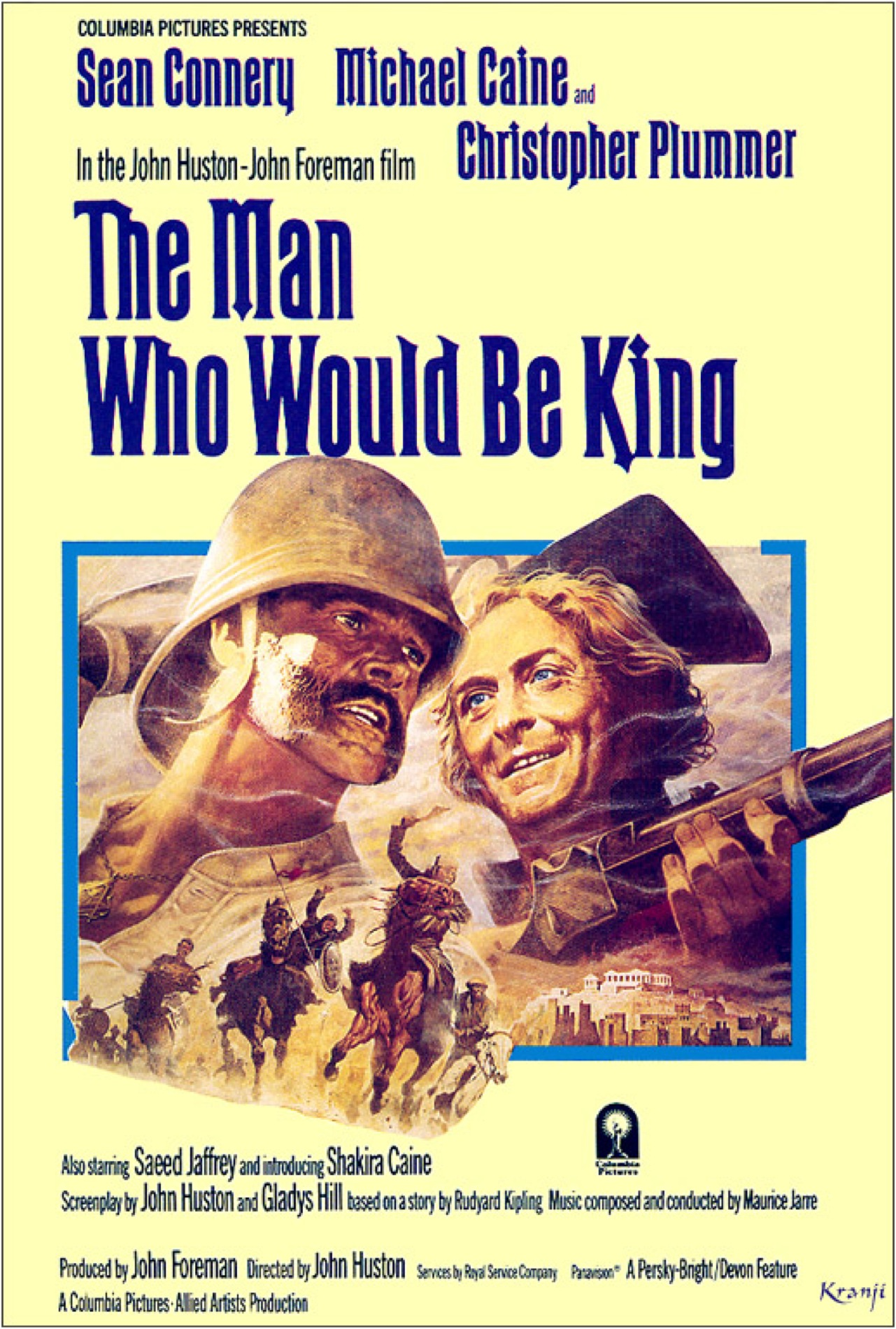 the man who would be king by rudyard kipling pdf