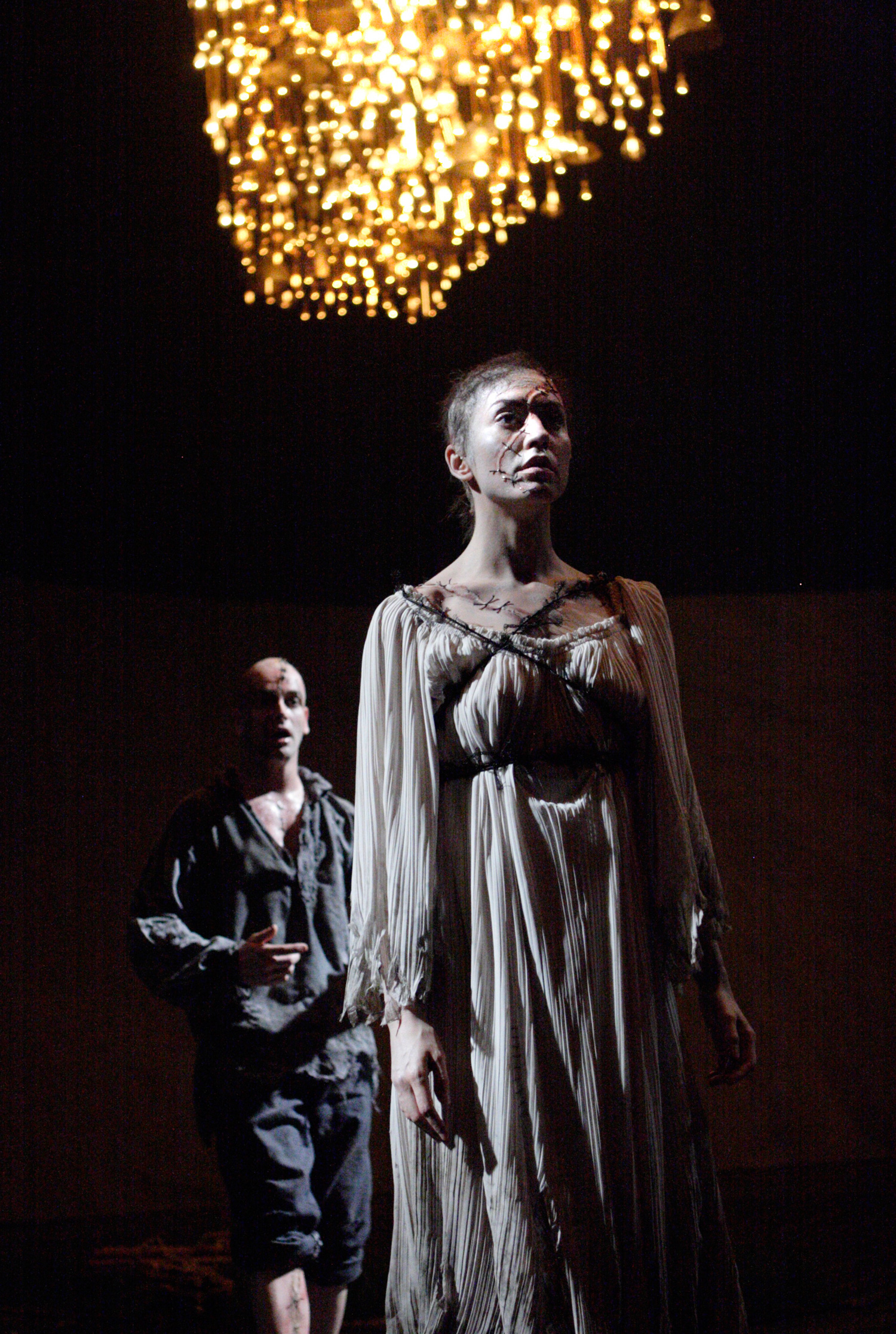 National Theatre Live Frankenstein The Ringling
