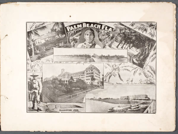 First Annual Route Book of the Great William Sells and James H. Gray United Shows Season 1900