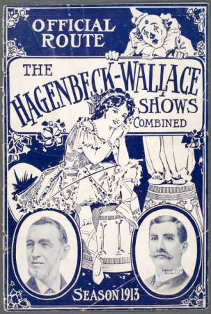The Carl and Great Hagenbeck-Wallace Shows Combined Season 1913