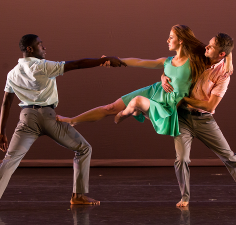 Keigwin + Company at Ringling International Arts Festival