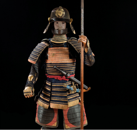 Samurai - The Way of the Warrior, Suit of armor / Watashiro kebiki odoshi tachi-dō tosei gusoku