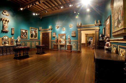 Gallery 3 at The Ringling