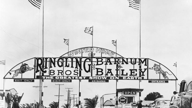 History Of The Circus Museum The Ringling