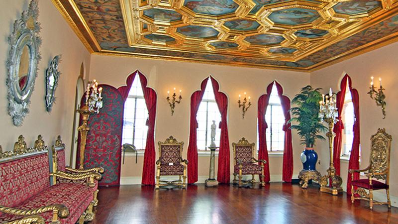 Ringling Brothers House Tour