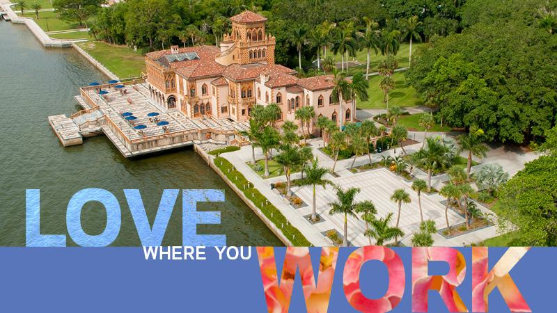 Employment at the Ringling
