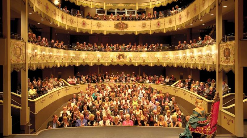 Historic Asolo Theater | The Ringling