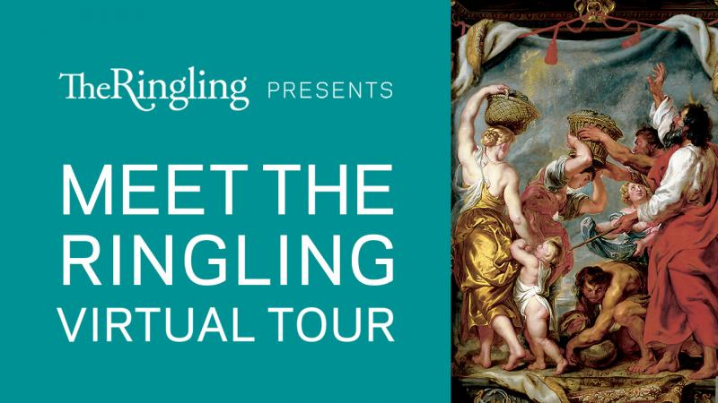 Meet The Ringling Virtual Tour