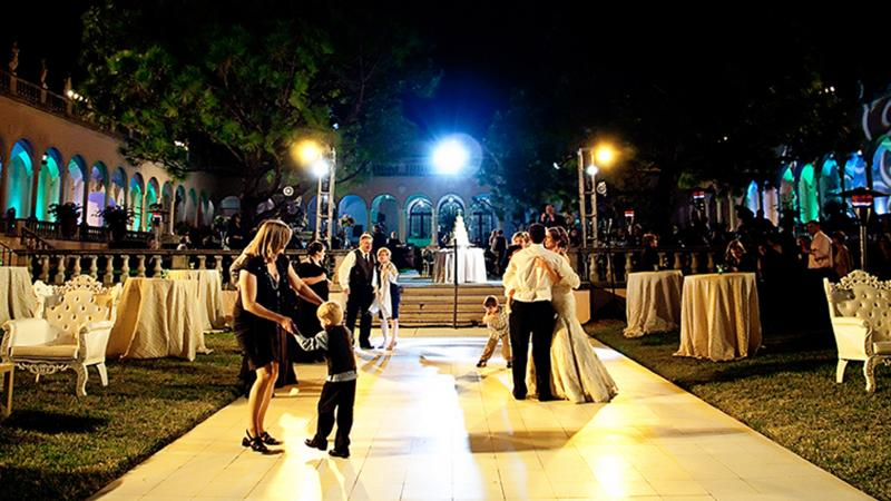 Evening Weddings And Receptions