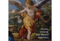 Cover of Italian, Spanish, and French Paintings In The Ringling Museum Of Art Catologue
