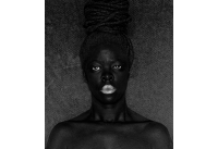 """Misiwe IV, Bijlmer, Amsterdam"" (from the Somnyama Ngonyama series) (2017) by Zanele Muholi"