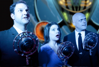 The Intergalactic Nemesis at Ringling International Arts Festival