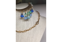 Jewelry artist, Brae Hanson of Azure Art Studio