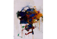 Joan Mitchell  Untitled, 1965, oil on canvas