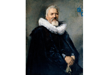 Frans Hals, Pieter Jacobsz. Olycan, about 1639, oil on canvas