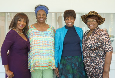 In Fall 2019 The Ringling partnered with Newtown Alive! to present three special Collecting Recollections oral history programs with Mrs. Odessa Butler, Sheila Sanders, and Shelia Atkins, conducted by Vickie Old