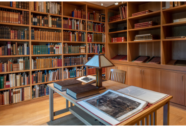 John Ringling's Personal Book Collection