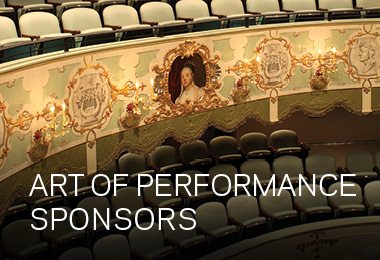 Art of Performance Sponsors