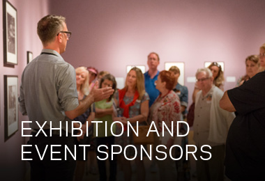 Exhibition and Event Sponsors
